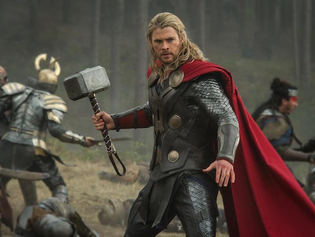 38. Thor: Dark World (tie)