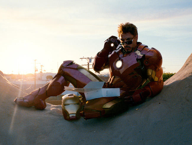 36. Iron Man 2 (tie)