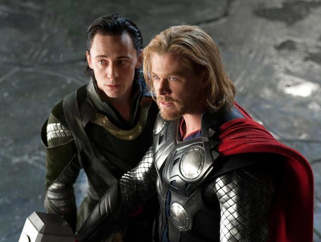 36. Thor (tie)