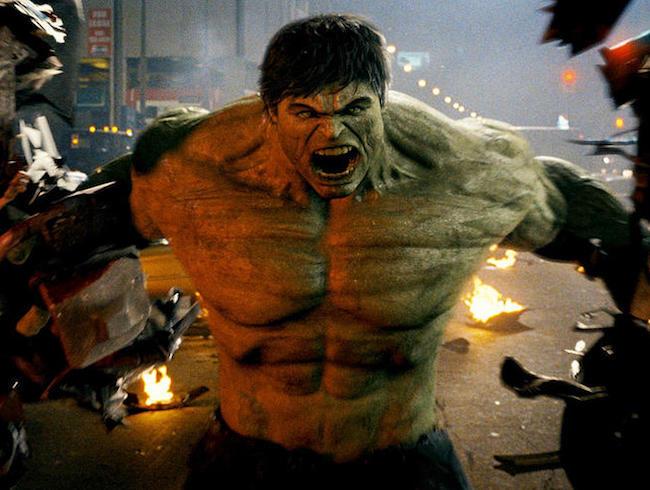 32. The Incredible Hulk