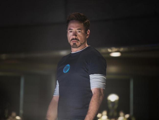 31. Iron Man 3
