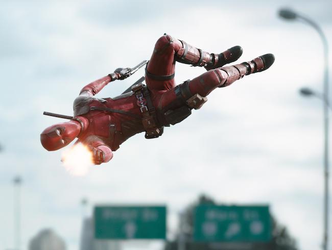 26. Deadpool (tie)