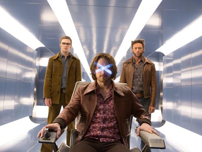 9. X-Men: Days of Future Past (tie)