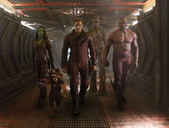 7. Guardians of the Galaxy