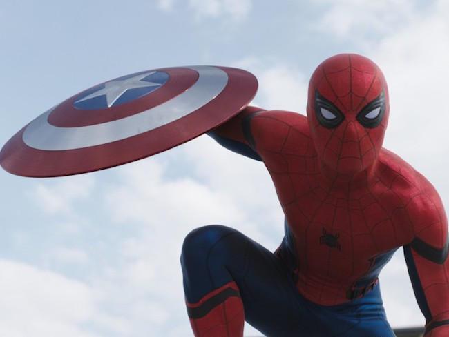 8. Captain America: Civil War