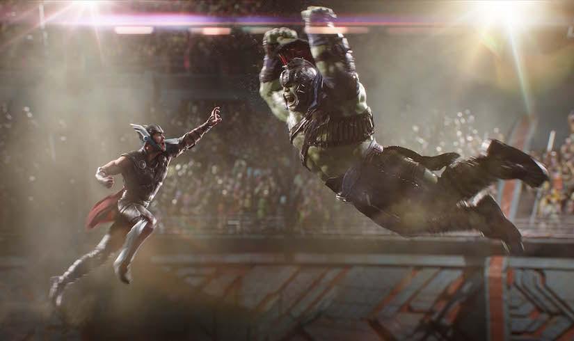 9. Thor: Ragnarok (tie)