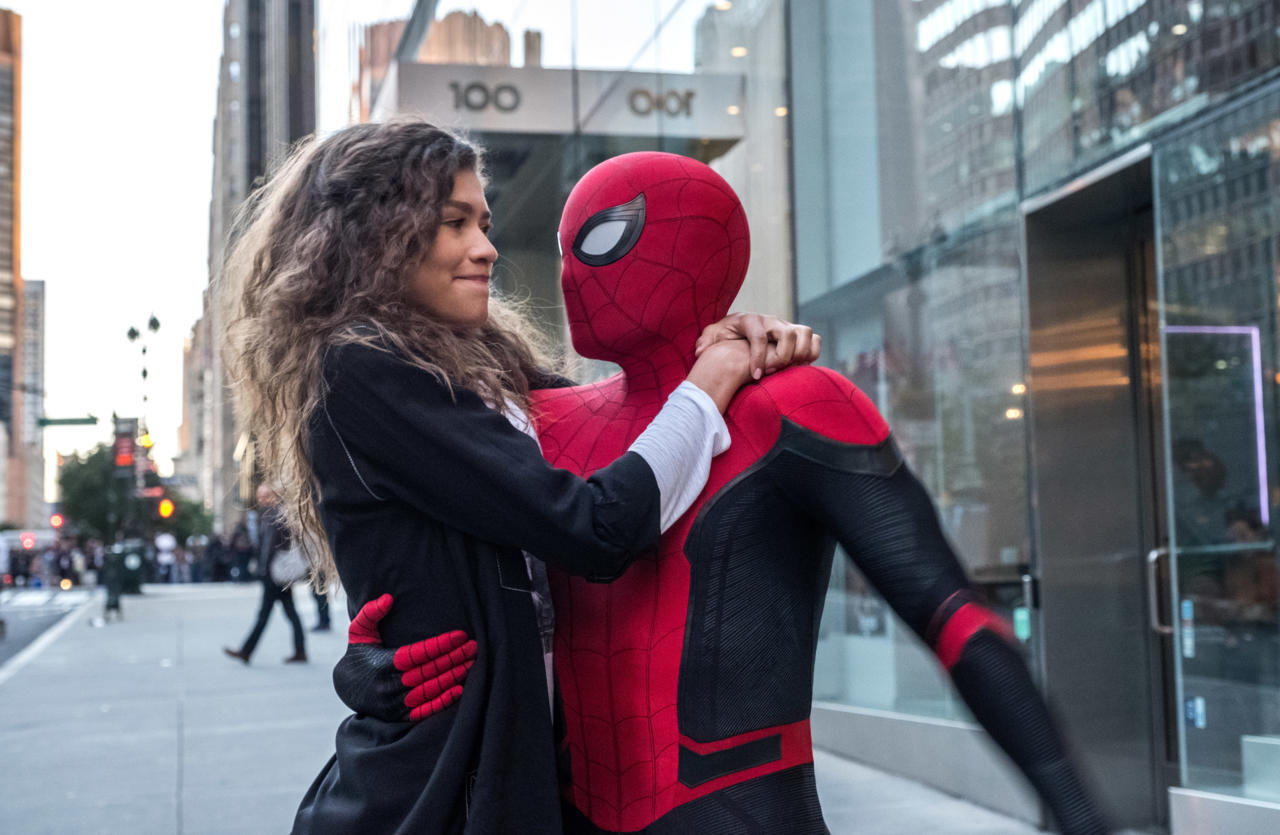 17. Spider-Man: Far From Home (tie)