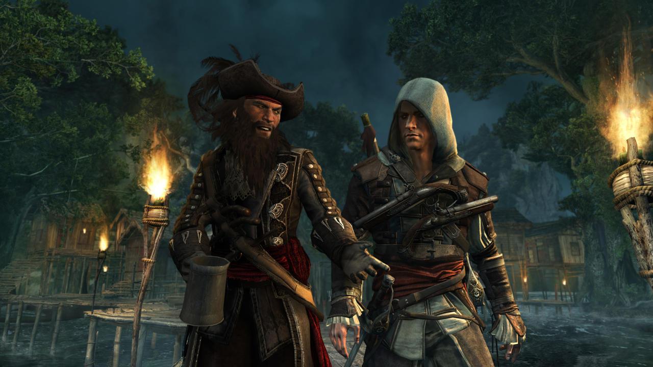 Blackbeard's Rival