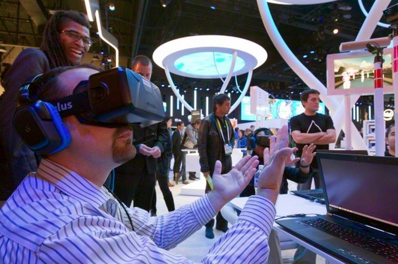 HARDWARE - Oculus Rift