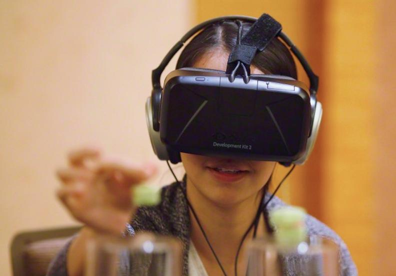 THE FUTURE OF VR - Tasteworks