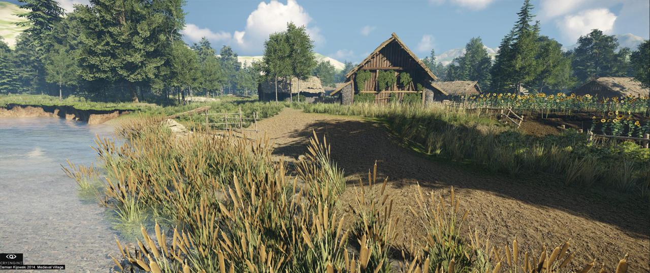SOFTWARE - Crytek's CRYENGINE