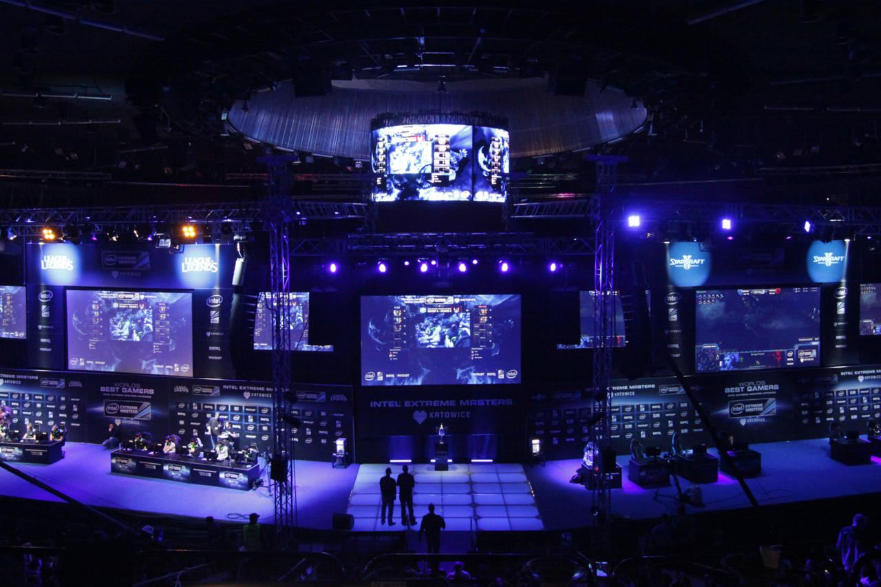 9. Intel Extreme Masters in Katowice
