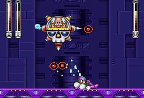 1. Dr. Wily in Mega Man 7