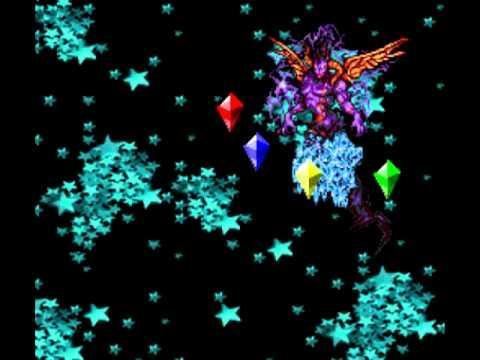 16. Culex in Super Mario RPG: Legend of the Seven Stars