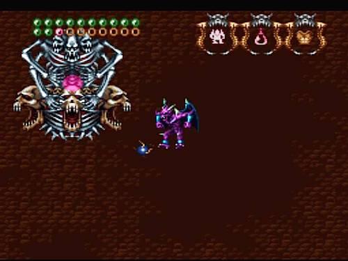 15. Dark Demon from Demon's Crest