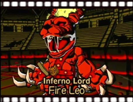 9. Fire Leo in Viewtiful Joe