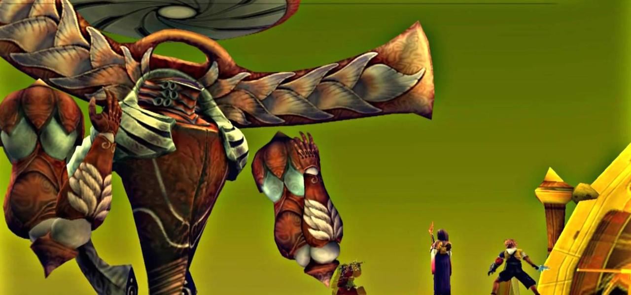 13. Penance in Final Fantasy X