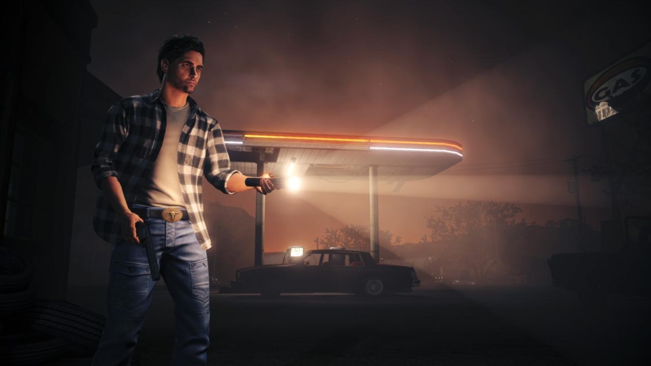 Alan Wake's American Nightmare (Xbox One, Xbox 360, PC)