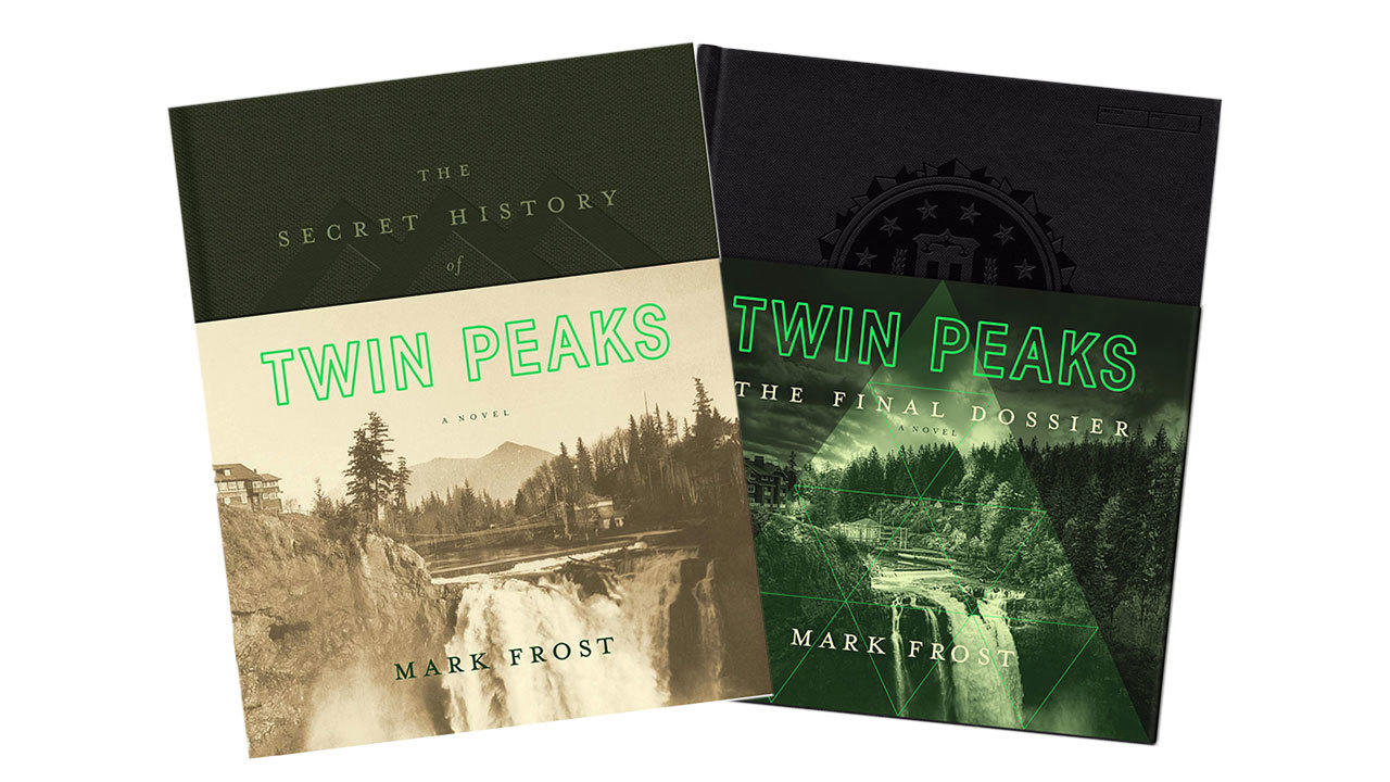 The Secret History of Twin Peaks and Twin Peaks: The Final Dossier by Mark Frost