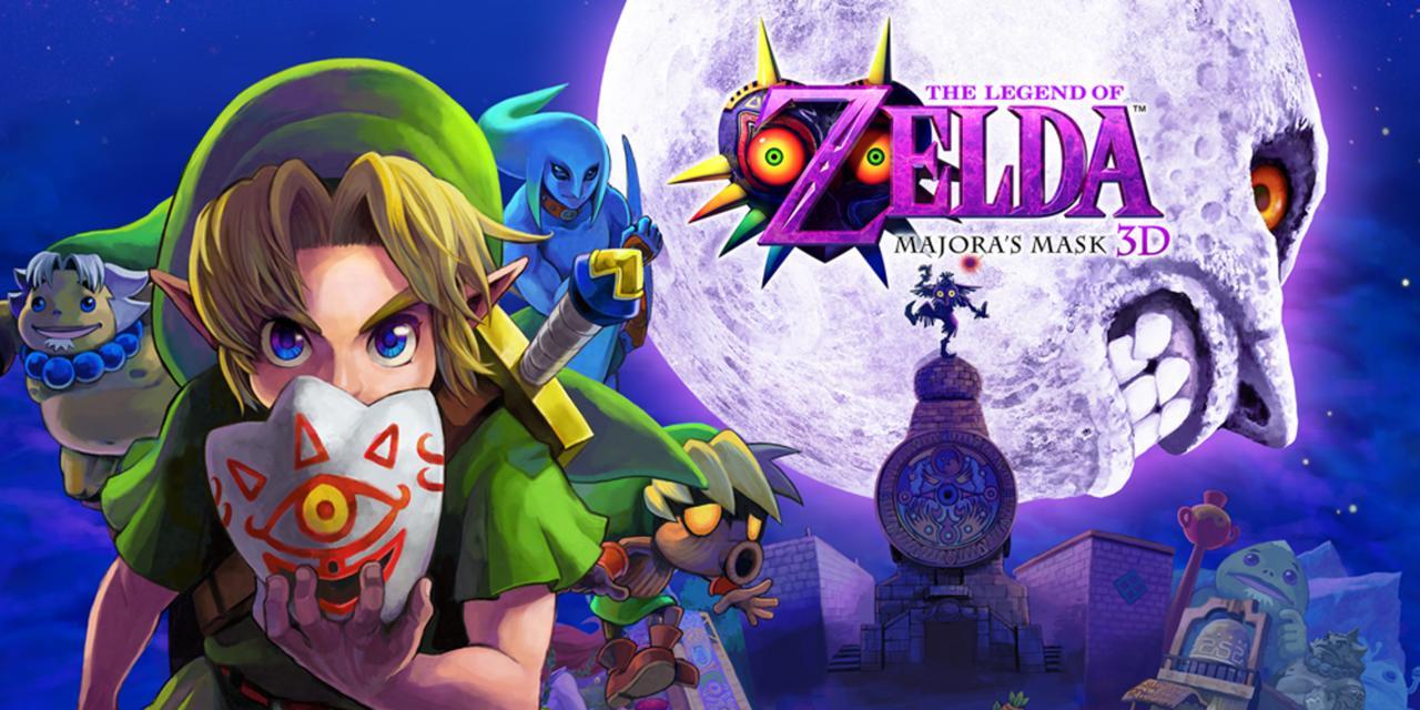 The Legend of Zelda: Majora's Mask (3DS, N64)