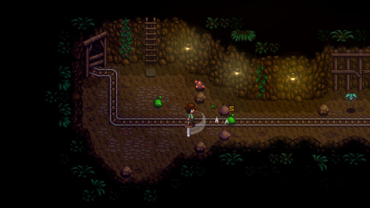 Stardew Valley (PS4, XONE, Switch, PC)