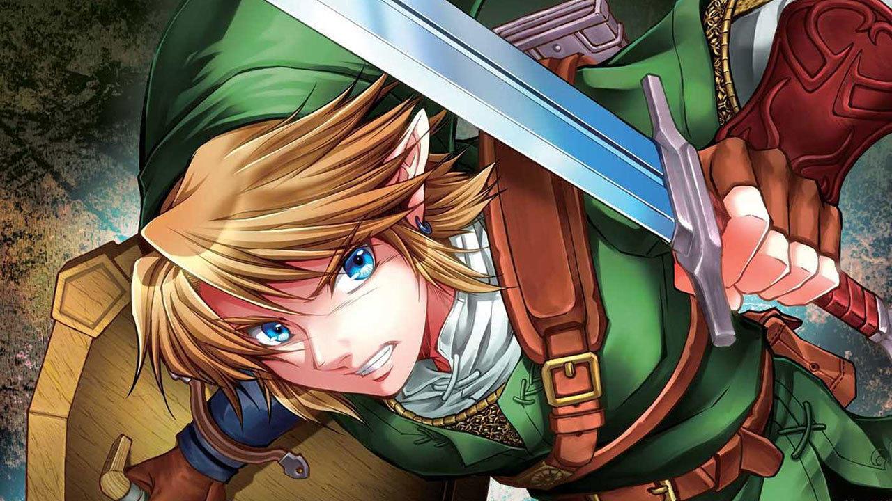 The Legend of Zelda: Twilight Princess Manga