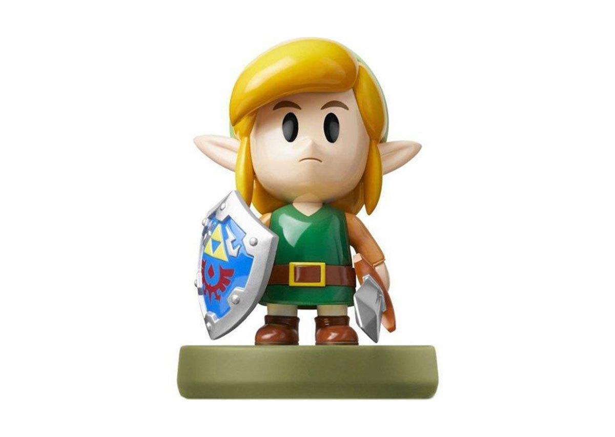 Link Amiibo - The Legend of Zelda: Link's Awakening Series