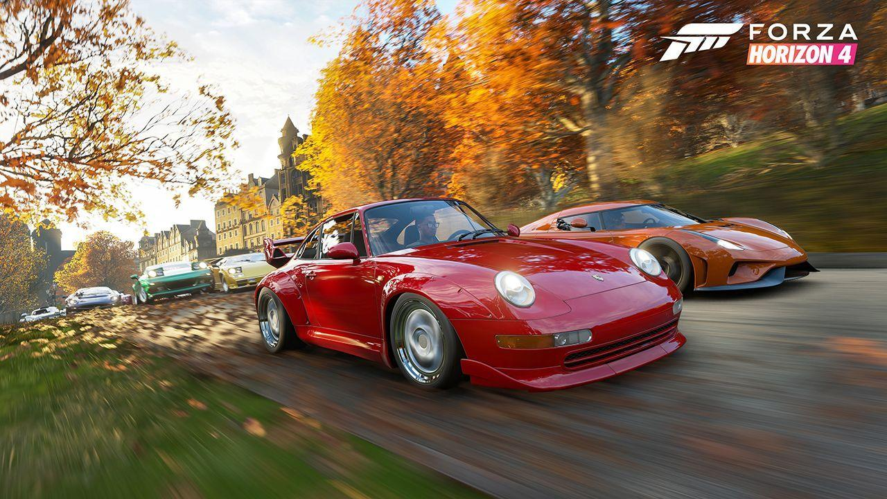 Forza Horizon 4 | $21.25