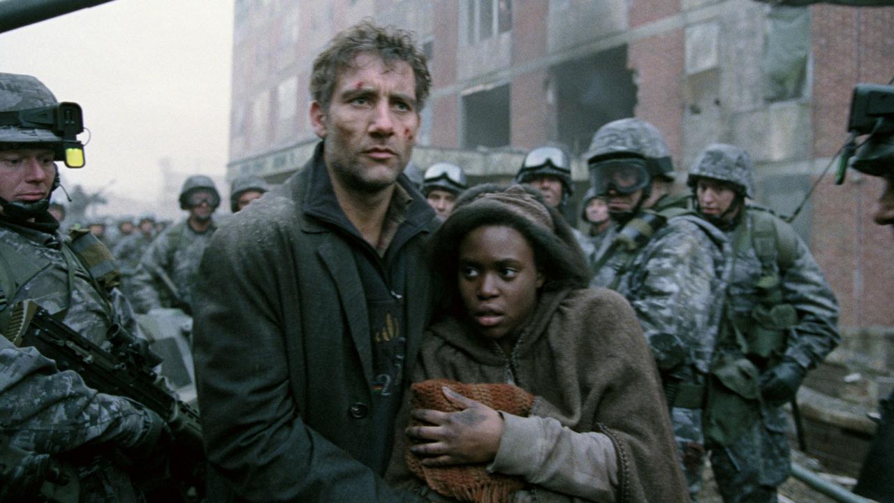 Children of Men (dir. Alfonso Cuarón)