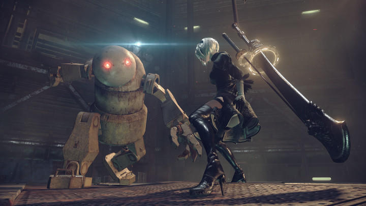 Nier Automata (PS4, Xbox One, PC)