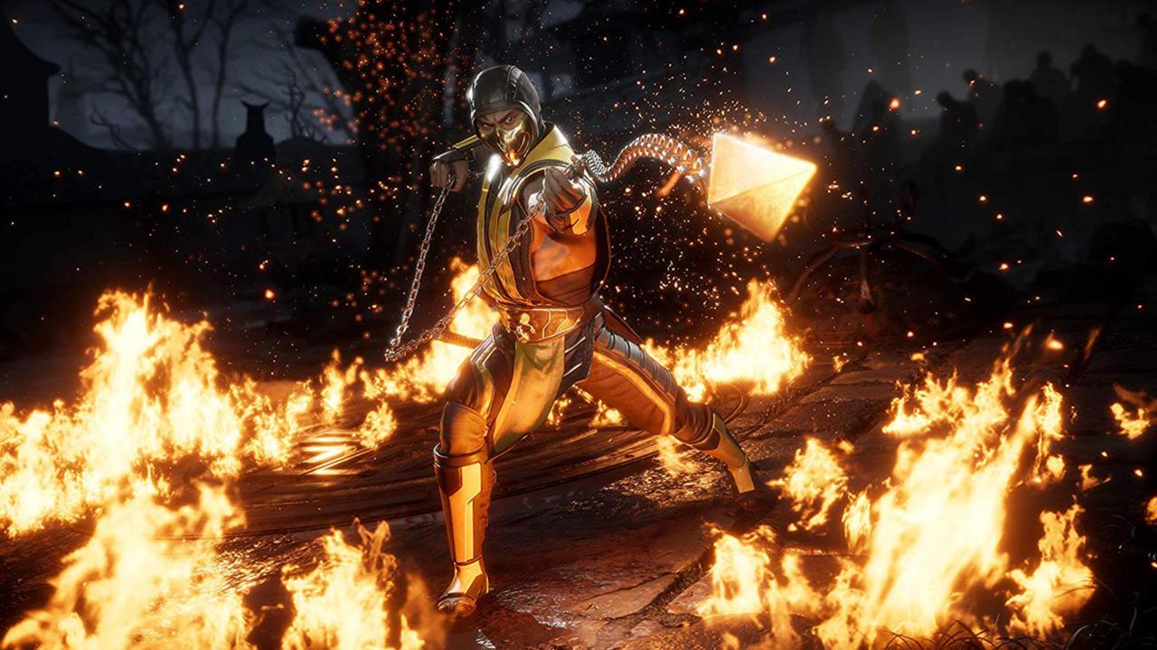 Mortal Kombat 11 | $30