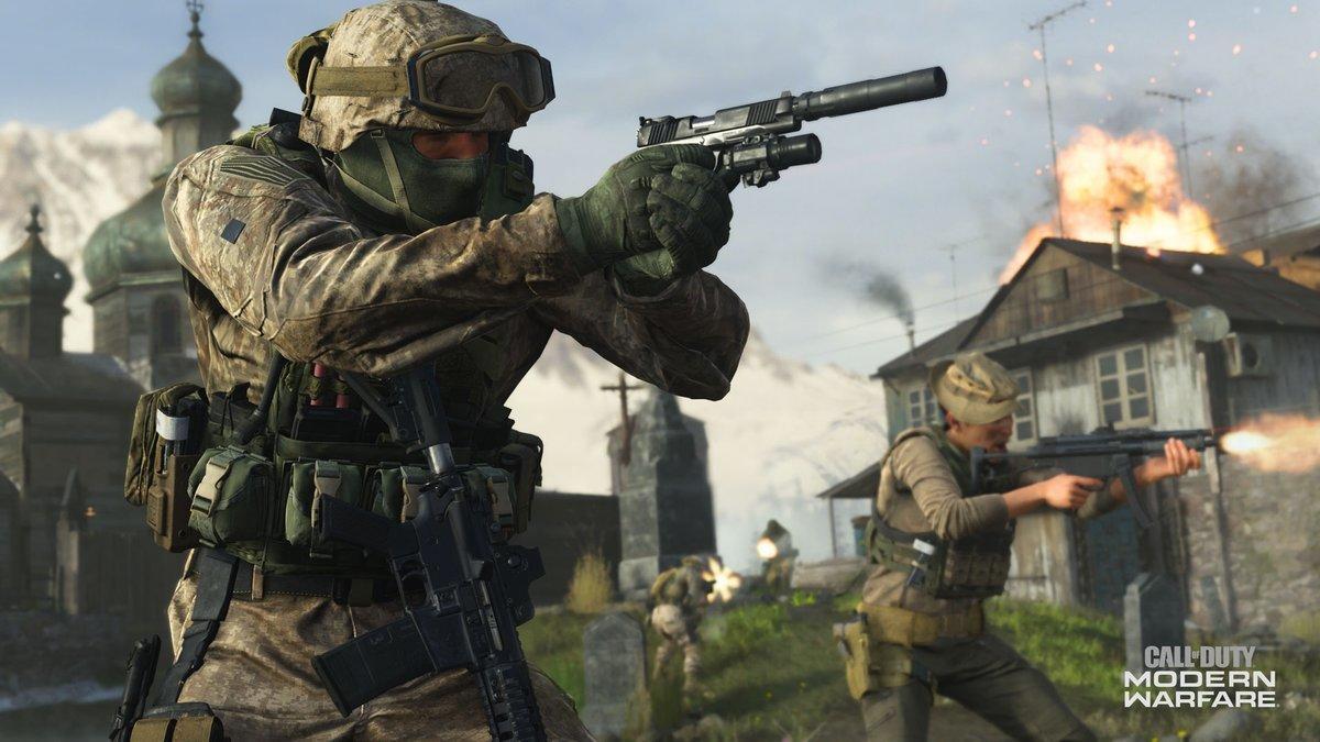 Call of Duty: Modern Warfare | $45