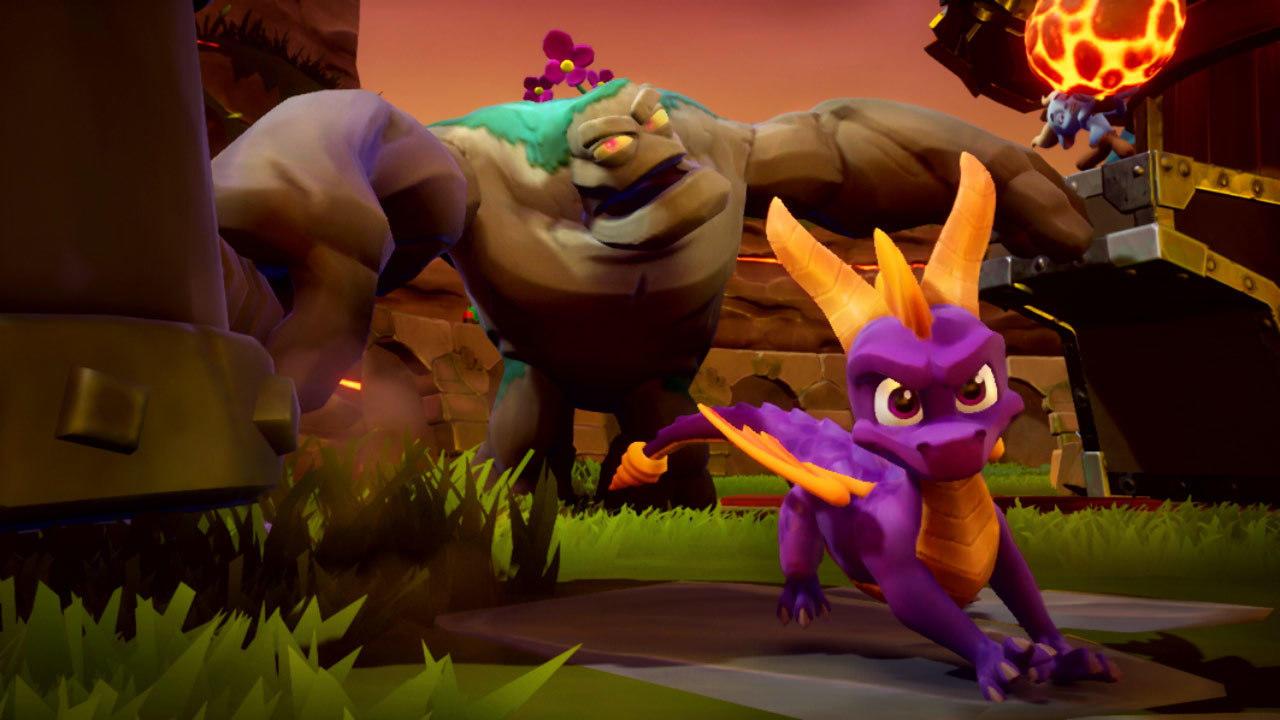 Spyro Reignited Trilogy | $25