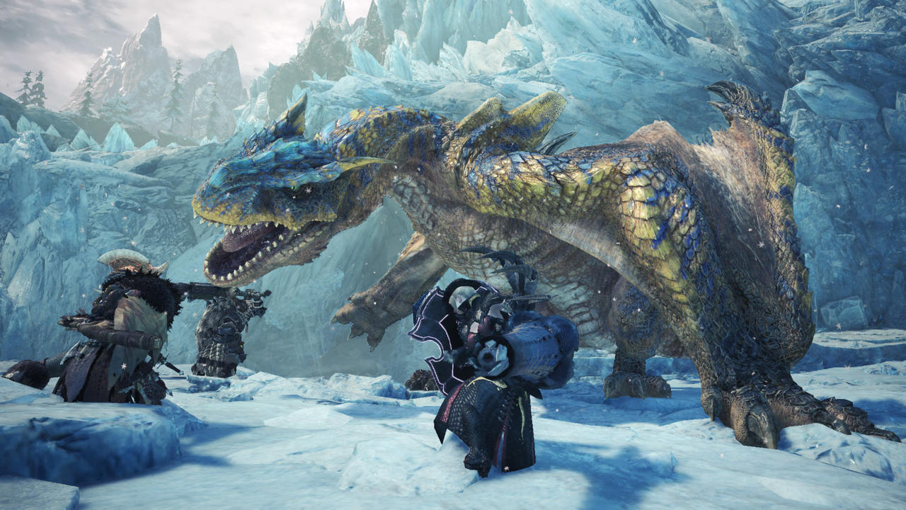 Monster Hunter World: Iceborne Master Edition (PS4, Xbox One) | $40