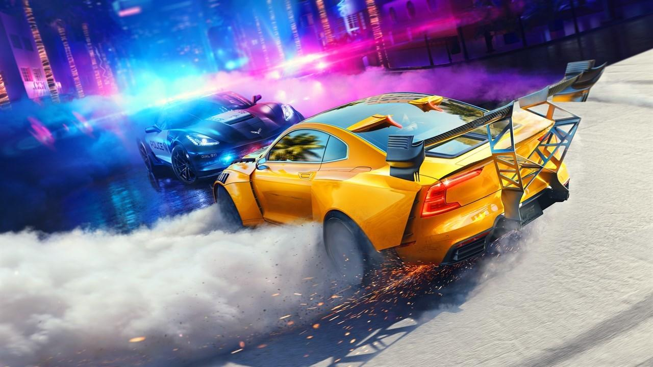 Need For Speed Heat (PS4, Xbox One) | $40