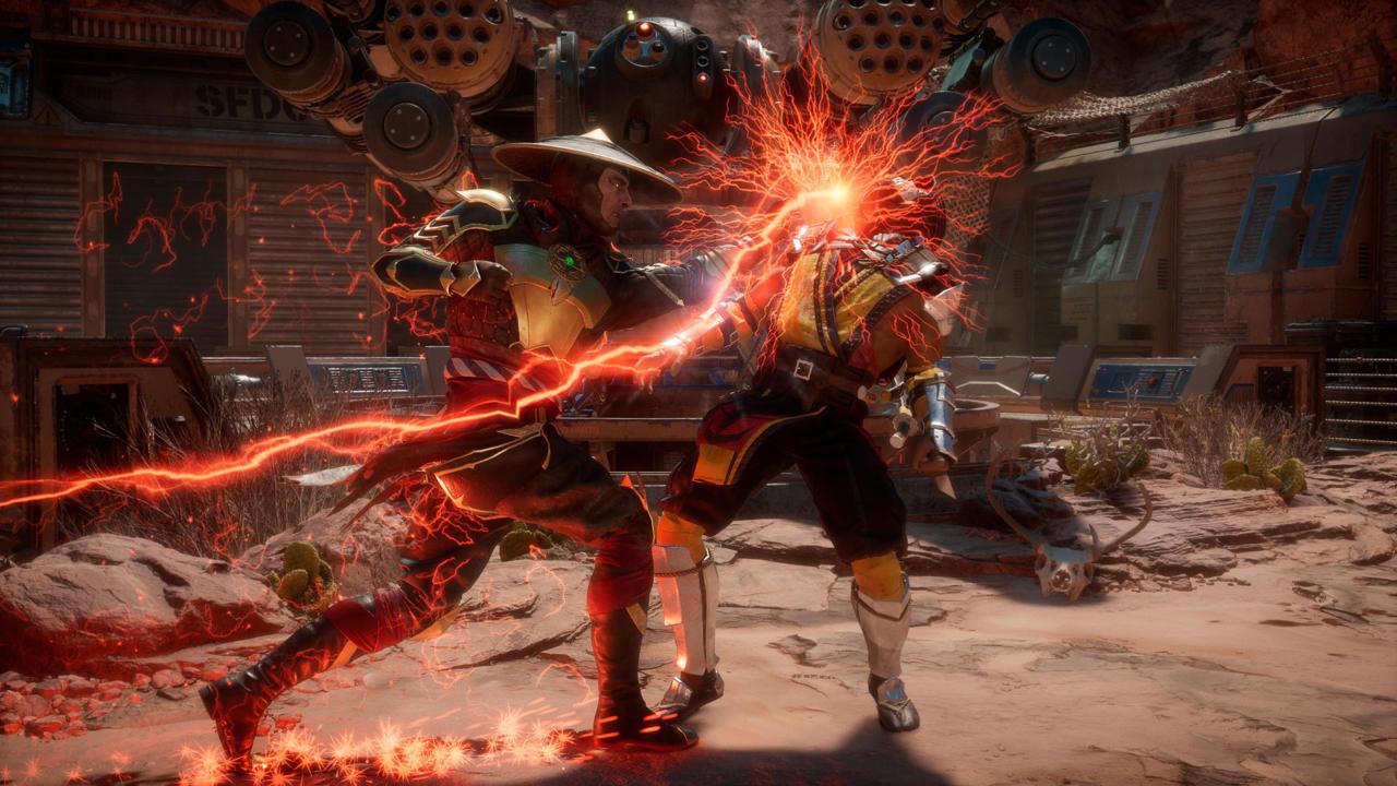 Mortal Kombat 11 (PS4, Xbox One, Switch, PC) | $28