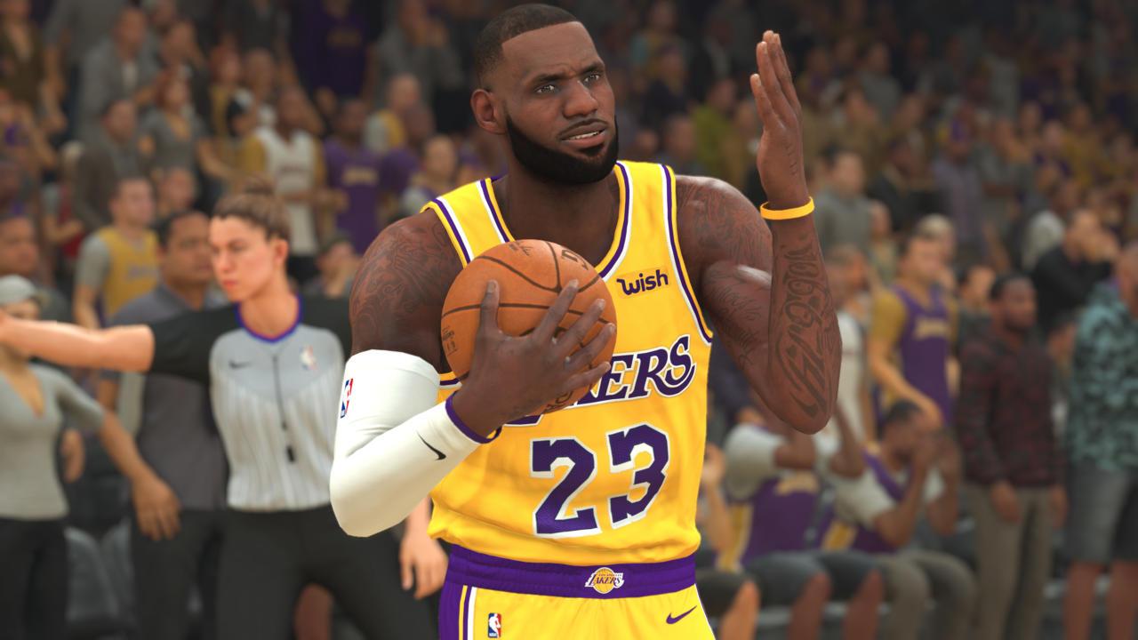 NBA 2K20 (PS4, Xbox One, Switch) | $28