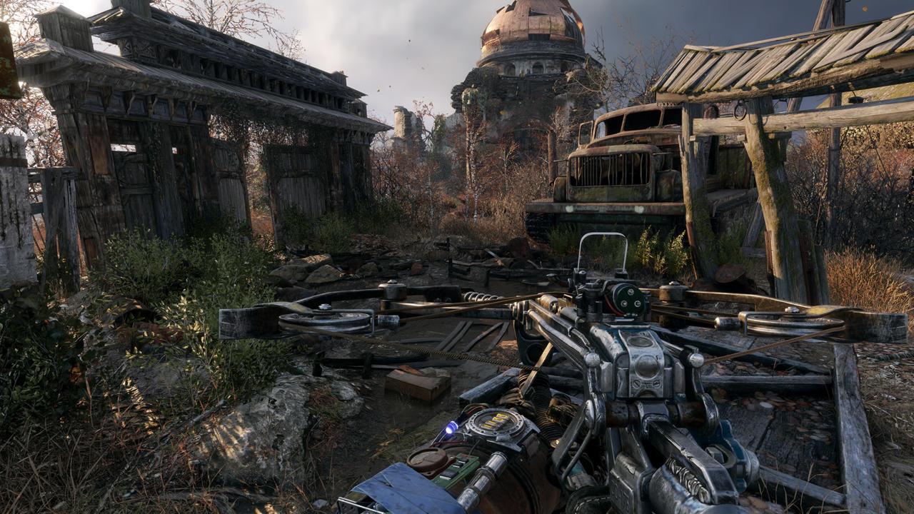 Metro Exodus (PS4, Xbox One) | $20