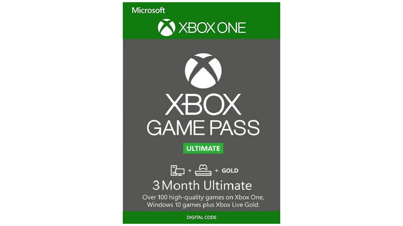 Xbox Game Pass Ultimate - 3 Months | $27