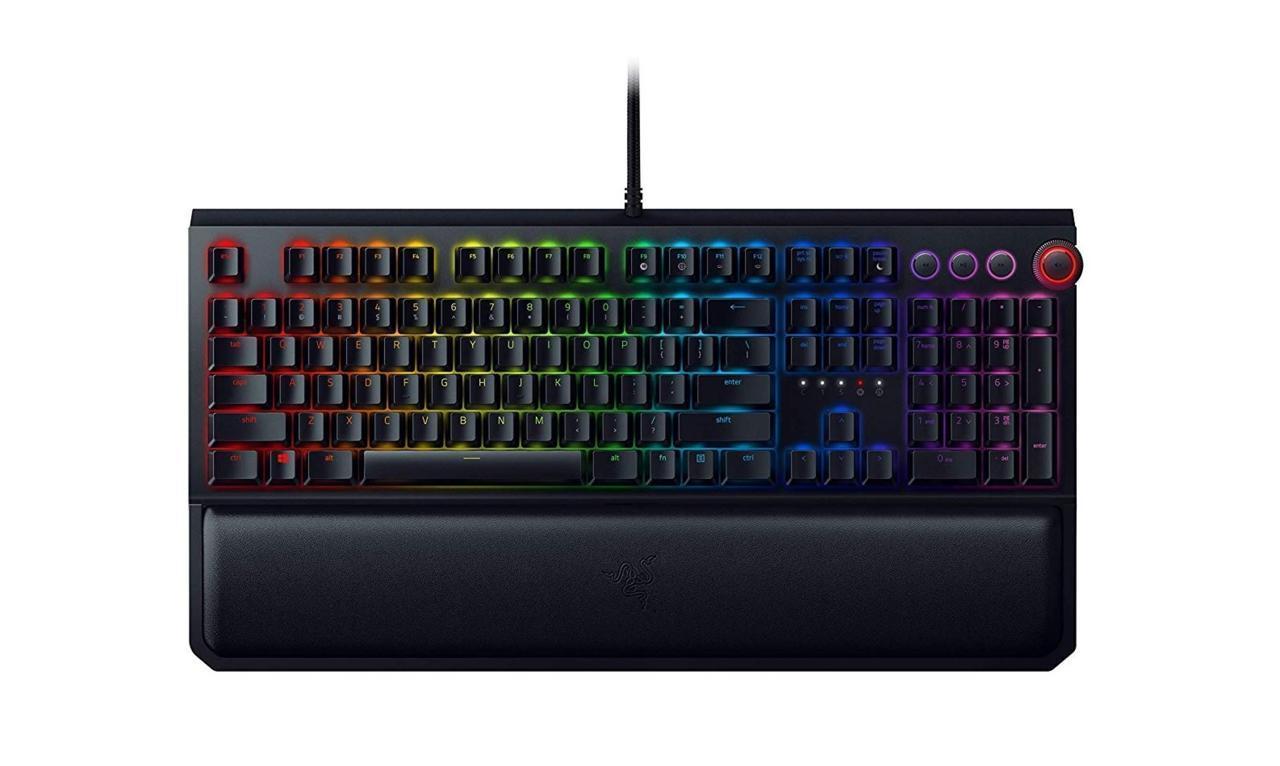 Razer BlackWidow Elite Mechanical Gaming Keyboard | $140