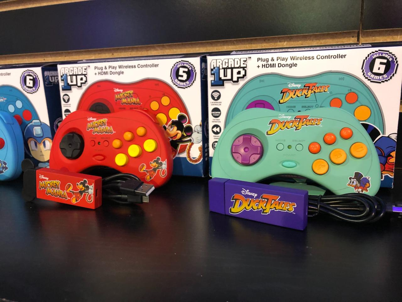 Prototypes of Mickey Mania and DuckTales