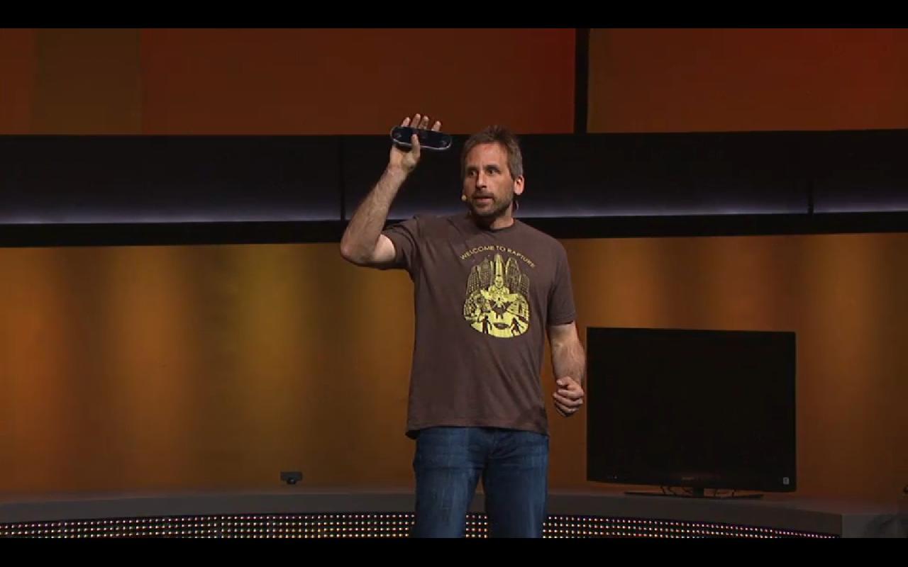 Bioshock for the PS Vita