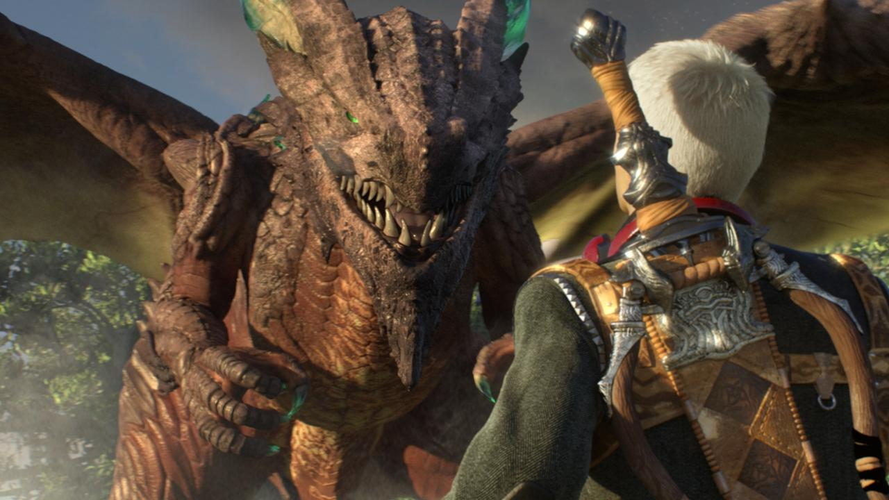 Pictured Above: Scalebound