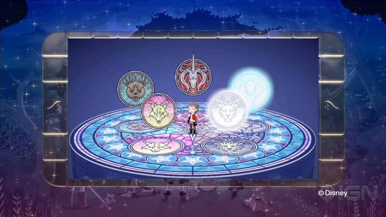 Kingdom Hearts: Unchained
