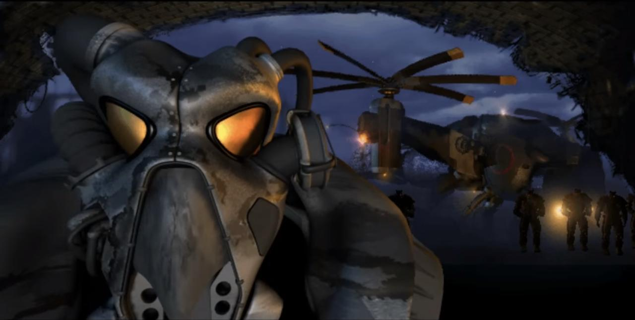 Fallout 2 (cont.) - The Enclave Attack