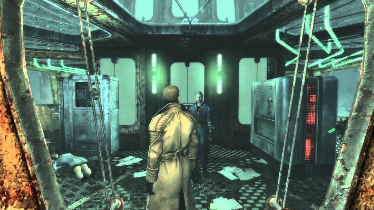 Fallout 3 (cont.) - Continuing James' work