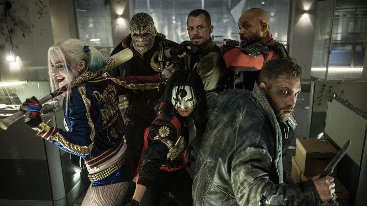 DC's Rogues Come Together