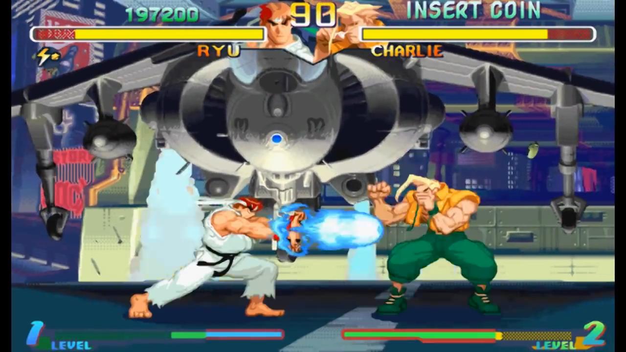 Street Fighter Alpha 2 (1996)