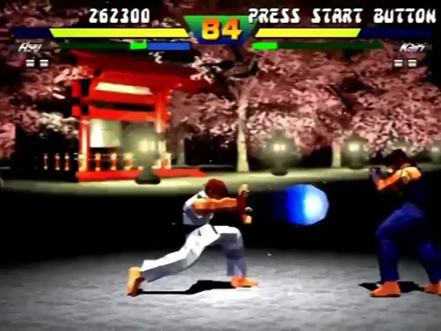 Street Fighter EX Plus Alpha (1996)