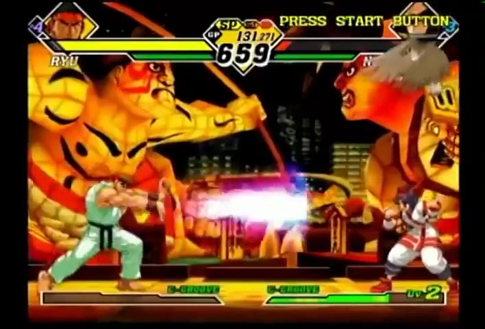Capcom vs. SNK 2 (2001)